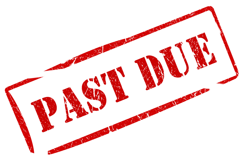 5 Tips for Dealing with Late or Unpaid Rent - The Easiest Property ...